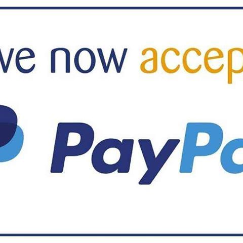 We Are Now Accepting Credit Card Payments Exclusively Through