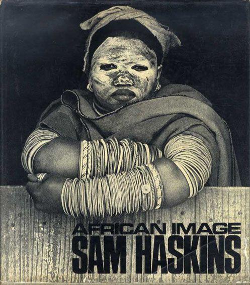 サム・ハスキンス写真集 African Image  Sam Haskins  1967年/The Bodley Head 英語版 カバー少傷み  ¥12,600