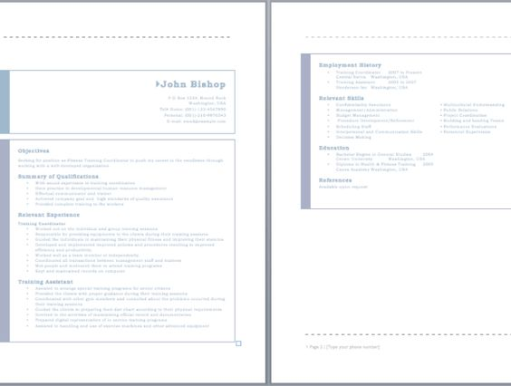 Training Coordinator Resume Resume Pinterest - web architect resume