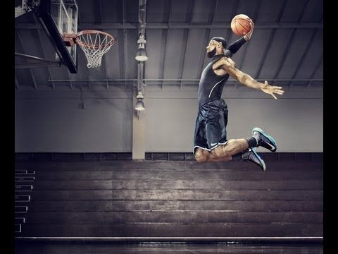 Nike Freestyle De Basket-ball Pôles Commerciaux