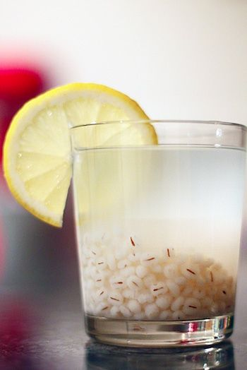 Barley water: 2/3 cup uncooked barley; 4 cups boiling water; 1 lemon zest & juice; 1 TBS of Agave, Pinch of cinnamon; A quart Mason jar. Rinse the barley. Put barley into mason jar. Add lemon. Add Agave. Pour boiling water. Let sit for 1 hour. Strain & enjoy. Health claims vary from a balm for digestive systems, sooth sore throats, cure UTIs, promote lactation, and to even combat high blood pressure. This is all fascinating, but I'm just making it as a cool spring/summer drink ~ Daisy: