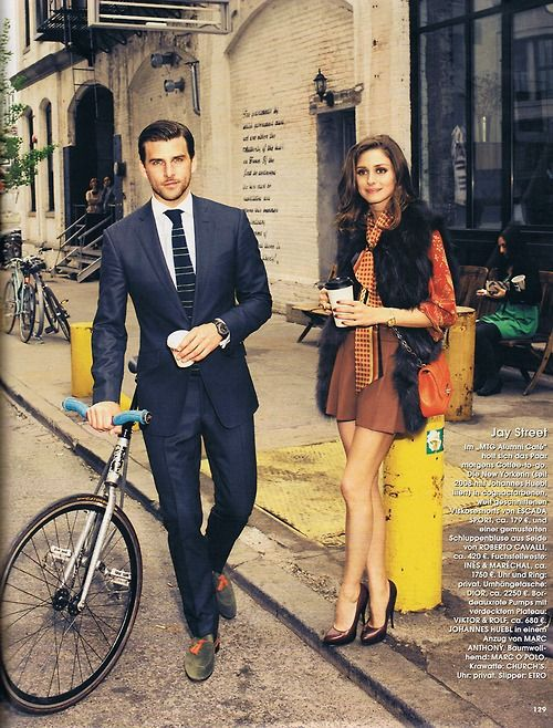 Dynamic duo!!! Can't get enough of their amazing style.<3<3<3