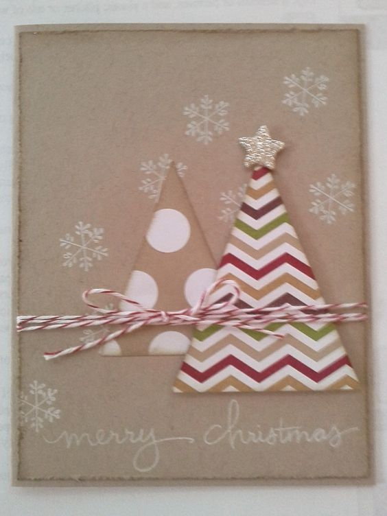 Endless Wishes Stamp Set and triangle quotChristmas