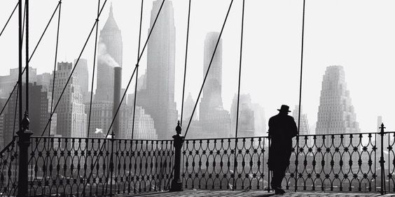 © Paul Himmel – Courtesy of Keith De Lellis Gallery, New York. New York. Portrait of a City (Piccolo) TASCHEN Books