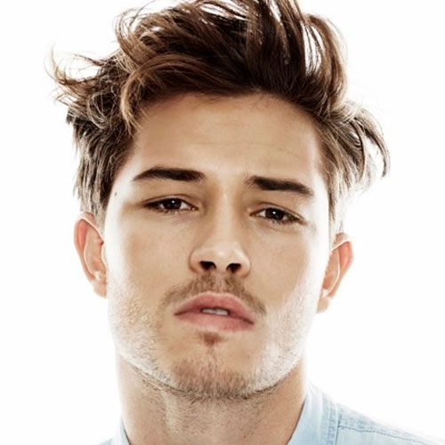 25 Cute Hairstyles For Guys To Get In 2020 Cute Hairstyles Boy Hairstyles Mens Hairstyles