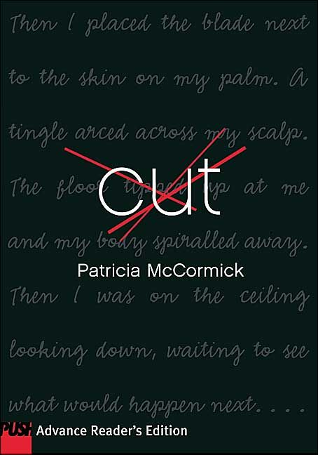 cut by patricia mccormick - Google Search