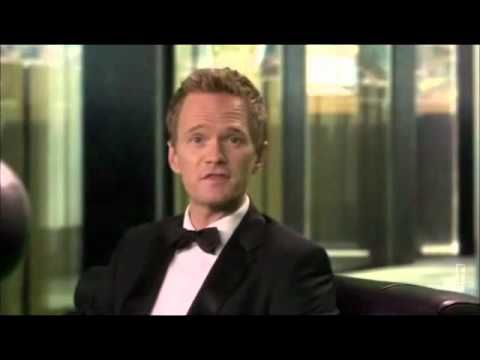 Barney Stinsonu0027s video cover letter Shows the advantage of giving - barney stinson resume