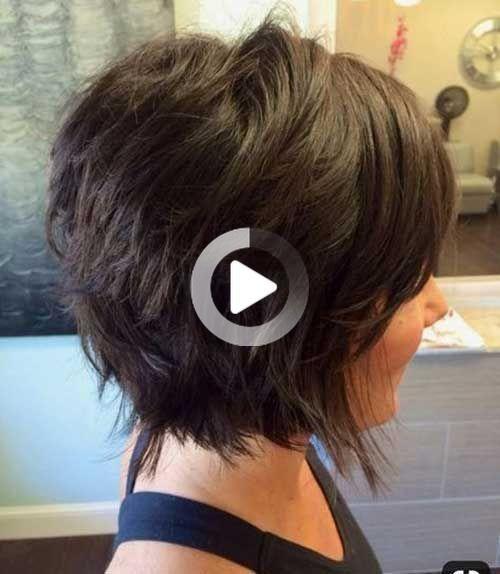 20 Fabulous Short Layered Hairstyles Trendyshorthairstyles Fabulous Hairstyles Incredible Diy Short Hairsty In 2020 Layered Hair Short Hair With Layers Hair Styles