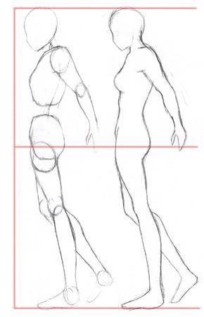 Imagen Relacionada Tutorial De Dibujo De Figuras Bocetos Del Cuerpo Humano Cuerpo Humano Dibujo