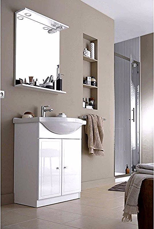 Tabouret De Salle De Bain In 2020 Single Vanity Vanity Bathroom Vanity