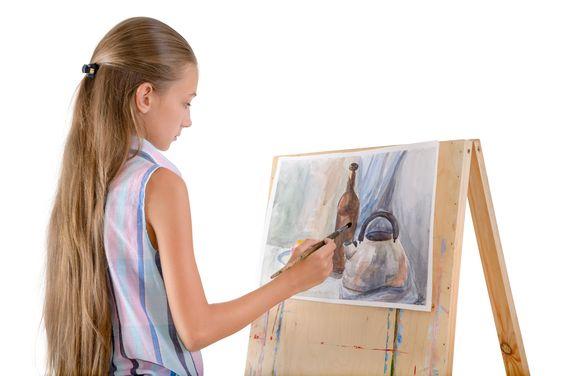 Picasso (10-13 Jahre) In diesem Kurs erfahren die Kids viele notwendige Bausteine, um das realistische Zeichnen und Malen zu erlernen. Hier geht es schon um Perspektiven, Licht und Schatten oder auch Möglichkeiten, um die richtigen Proportionen zu zeichnen.  Weitere Infos und zur Anmeldung unter: http://www.akademie-malen-zeichnen.de/studienprogramm/jugendkurse/