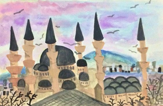 Hagia Sophia in my head