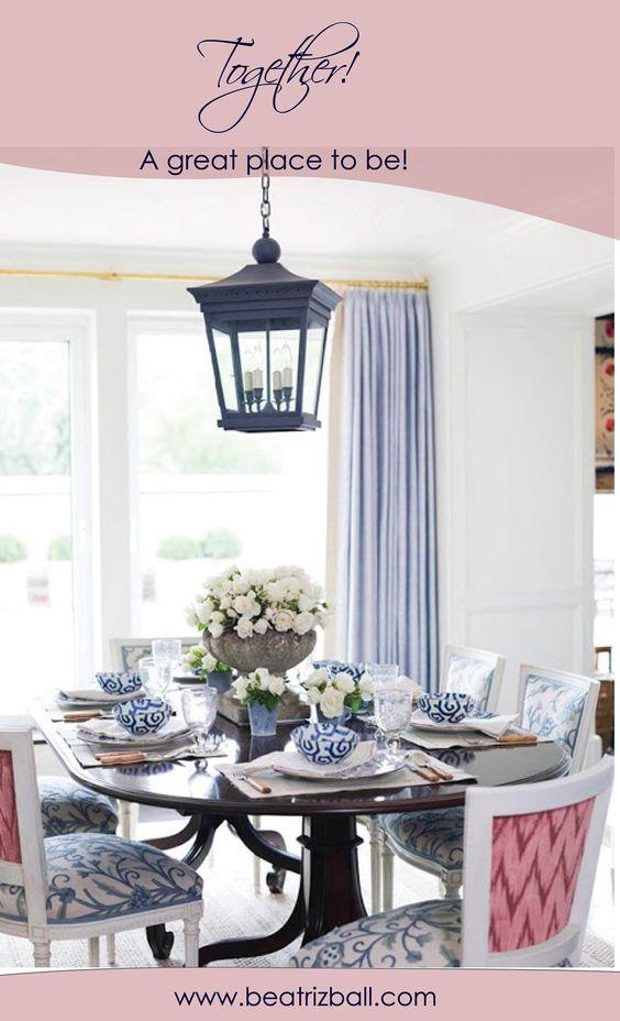 inviting and elegant dining room dining rooms pinterest light blue curtains curtains and blue. Black Bedroom Furniture Sets. Home Design Ideas