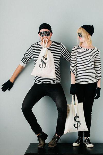 10 Idées de déguisements d'Halloween de dernière minute