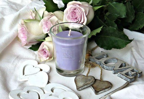 Heart&Home, le candele eco sostenibili con cera di soia