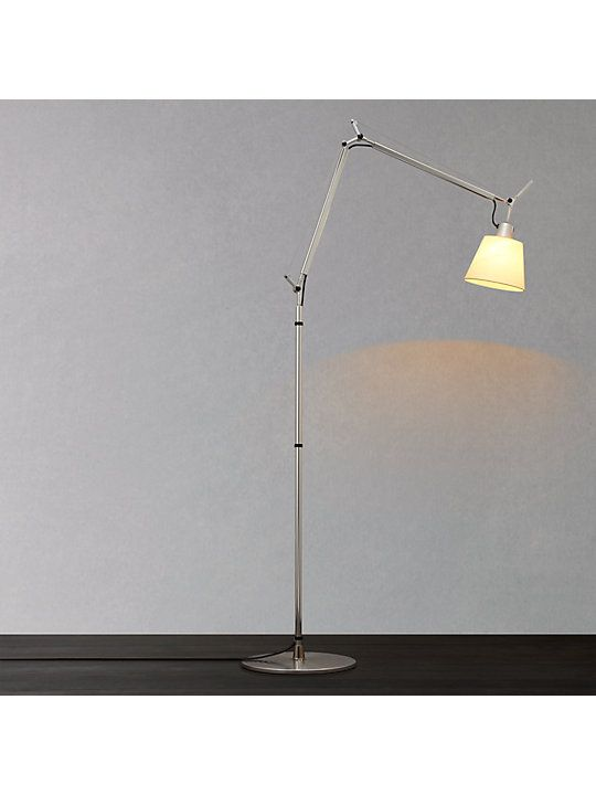 Artemide Tolomeo Parchment Floor Lamp Small Floor Lamp Lamp Floor Lamp Lighting