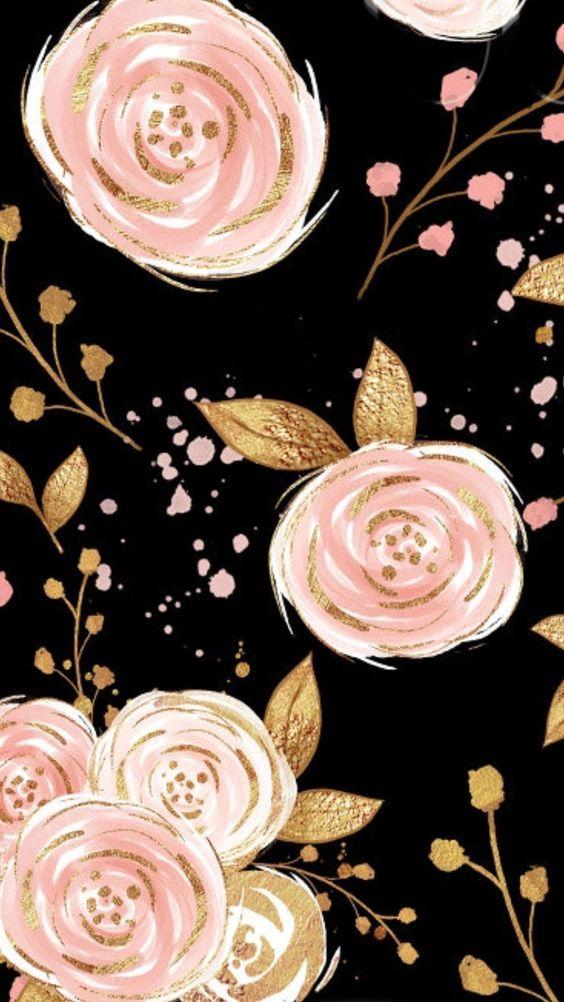 Pinterest Brittttx0 Gold Wallpaper Background Gold Wallpaper Iphone Rose Gold Wallpaper