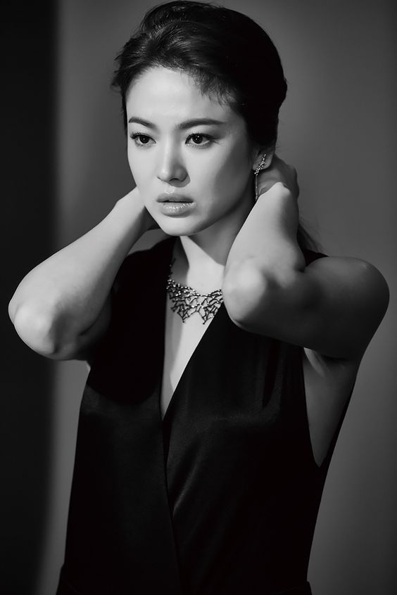 J.ESTINA F/W 2015 Ads Feat. Song Hye Kyo | Couch Kimchi