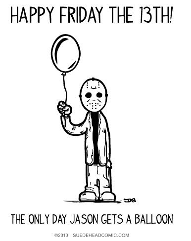 Friday the 13th Clip Art | Happy Friday the 13th