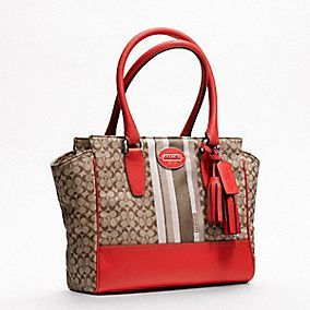 Just Out - Coach Bag