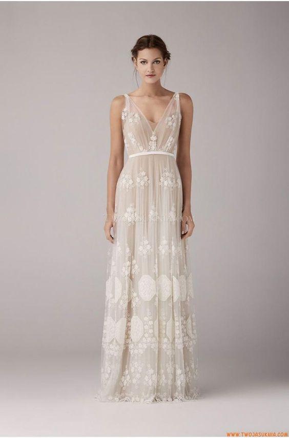 Tea-length Wedding Dresses! weddingdress @bohostellarose