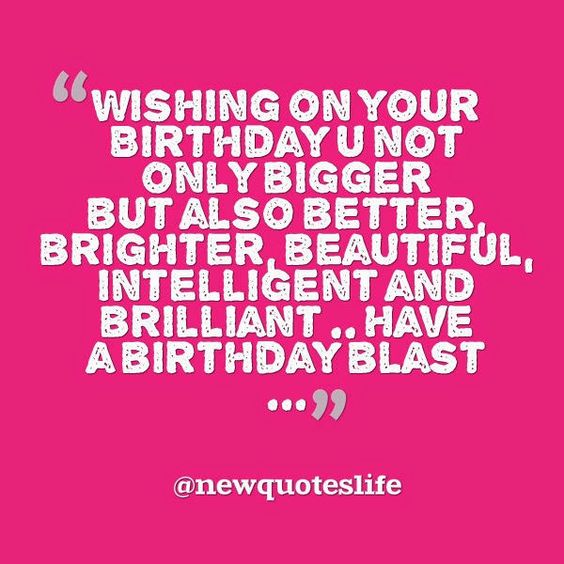 17 Best Birthday Quotes For Him On Pinterest: Birthday Quotes For Best Friend