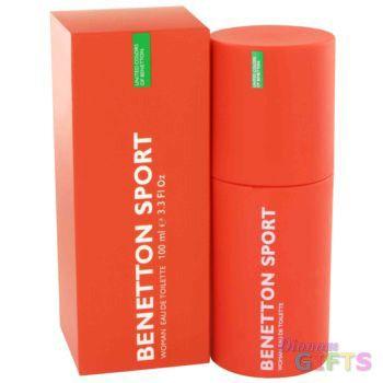 Benetton Sport Eau De Toilette Spray By Benetton