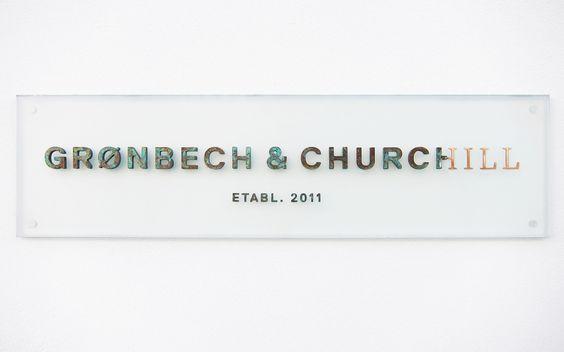 Grønbech og Churchill — Re-public