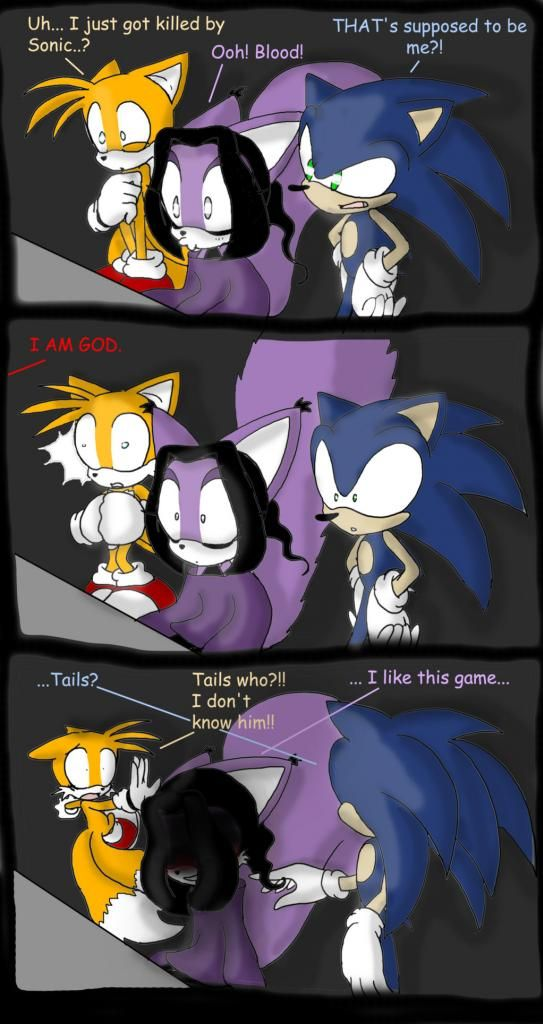 Playing Sonic EXE😂! Crazy! What a funny thing that happened to them