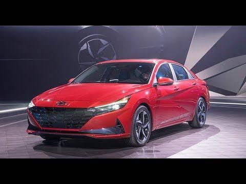 New Hyundai Elantra Avante 2021 Red Color First Look Youtube In 2020 Hyundai Hyundai Elantra New Hyundai