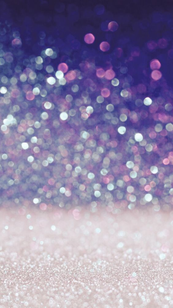 Pink purple glitter gradient iphone wallpapers for Purple and silver wallpaper
