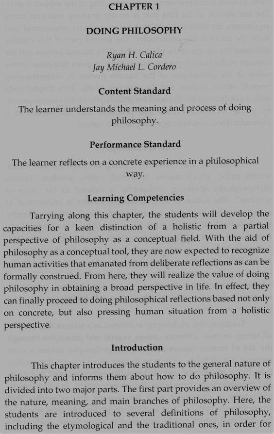 Textbook Iphp K 12 Philosophy Teacher Help Dear Students