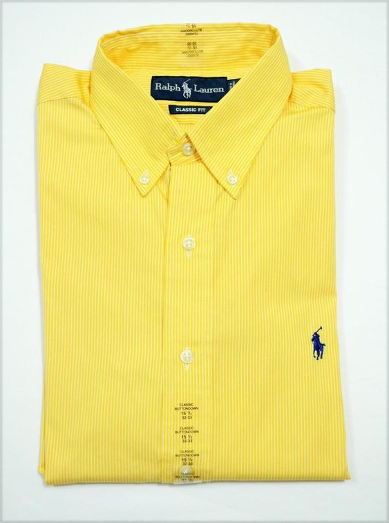 Ralph Lauren Soft Yellow Men Hoodied Purple