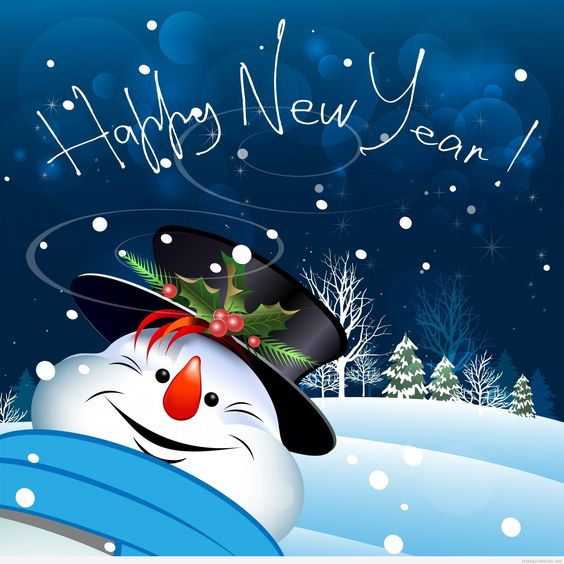 May your dreams blossom and make you happy in many ways... Have a wonderful new year:
