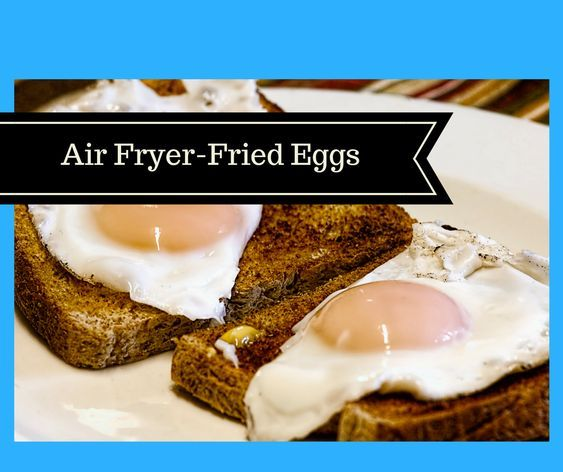Air Fryer How To Fry An Egg In Your Air Fryer Keto Friendly