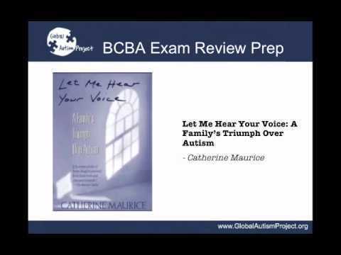 BCBA Study Guide - The Best Tools for BCBA Exam Prep