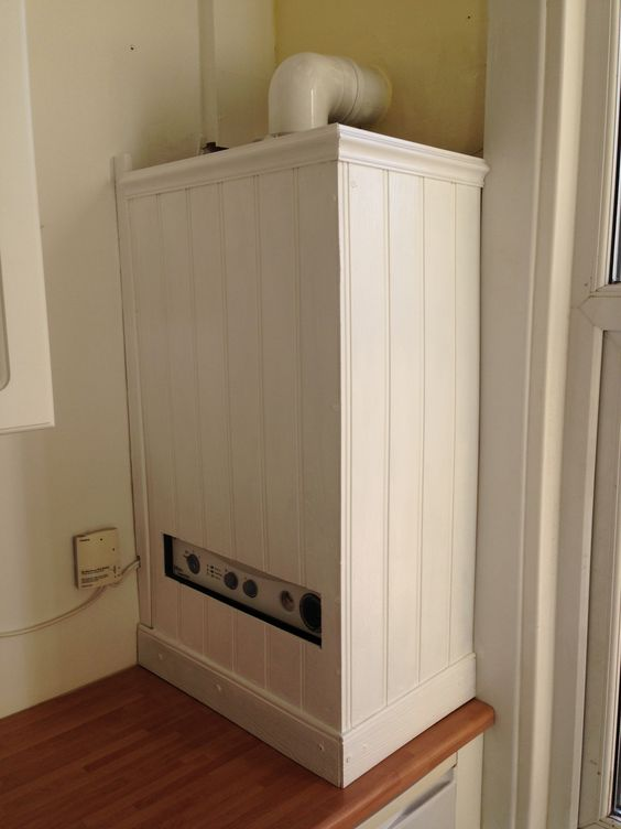 Bespoke boiler cover basement ideas pinterest for Kitchen boiler cupboard
