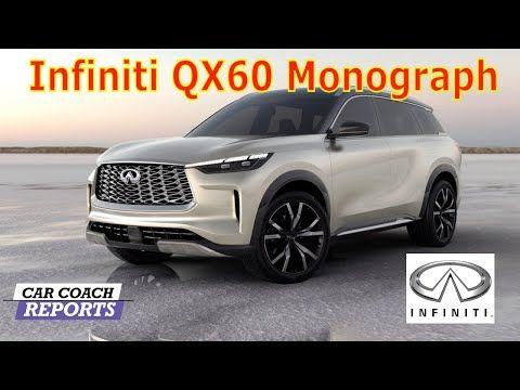 Infiniti Qx60 Monograph First Look Youtube Infiniti Monograph Nissan Motors
