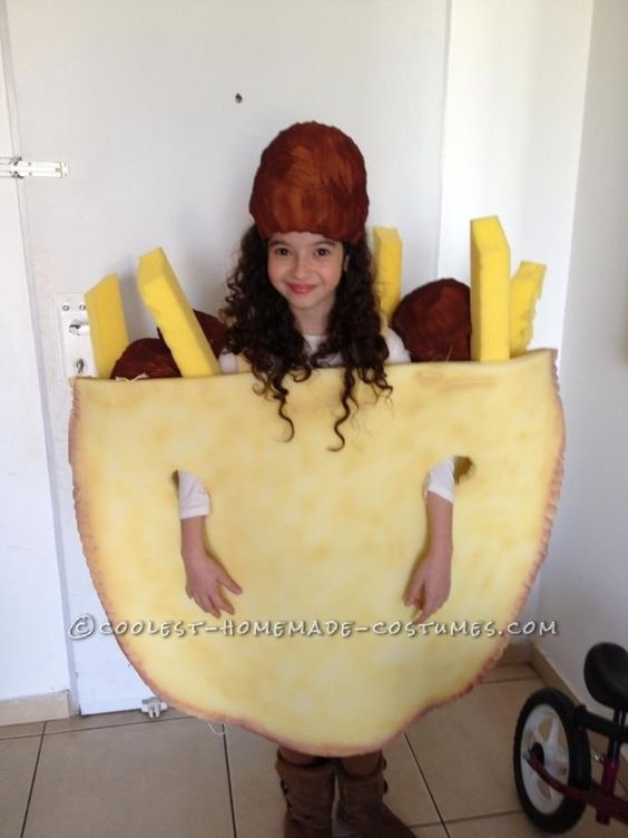 Coolest Falafel Costume... This website is the Pinterest of costumes