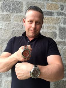 Max Clement, Founder and Designer of Konifer Watches - See more at: https://rprnmag.com/news-story/crowdfunding/a-look-at-three-environmentally-conscious-watches-its-about-time/