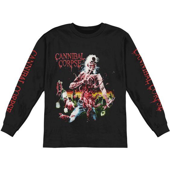 Cannibal Corpse  Long Sleeve