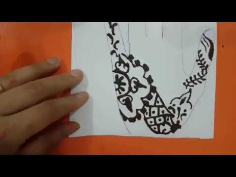 New Easy Mehndi Design For Hand Eid Special Mehndi Design 2019 आस न Mehndi Designs For Hands Back Hand Mehndi Designs Simple Mehndi Designs