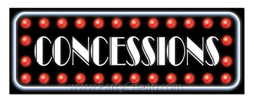 concession stand sign template