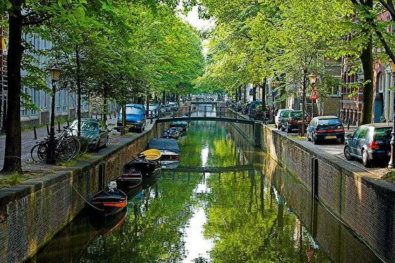 The 10 best cities for studying abroad: Amsterdam