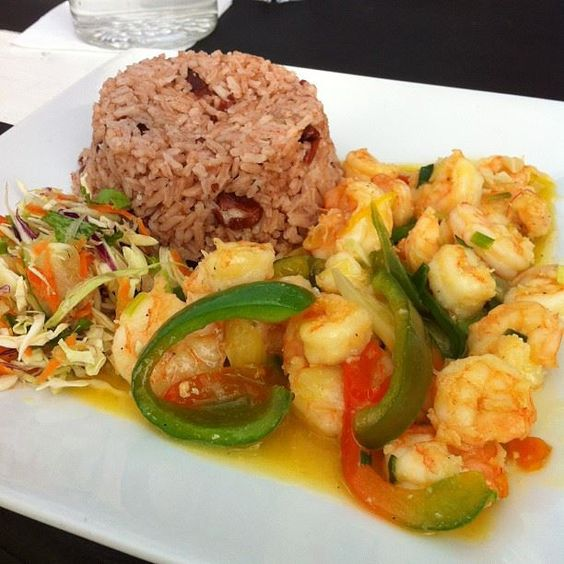 Rice and peas, Shrimp and Shrimp and rice on Pinterest