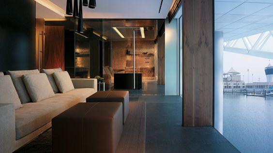 Photo and Video Gallery of Yas Island Luxury Resort   Yas Viceroy Abu Dhabi Hotel