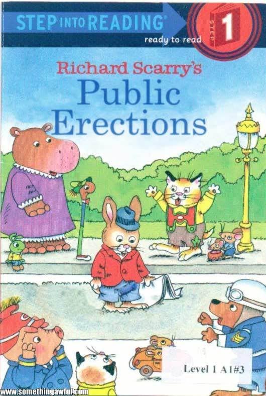 Children's Books That Didn't Make The Cut: