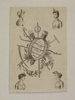 Museum of London | Engraving Production Date: 1800 ID no: 2002.139/1155