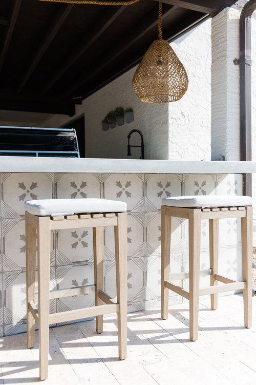 Saltilloftwproj Cement Tiles Outdoor Tile Outdoor Outdoor Kitchen