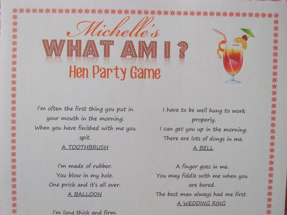 Hens night night parties and party games on pinterest for Hen party at home decorations